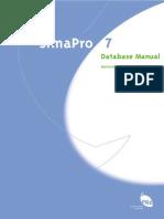 SimaPro7 Database Manual
