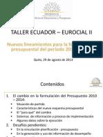 Taller Quito Eurosocial (Andrés)