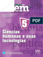 Fascículo 05 - Ciências Humanas e Suas Tecnologias