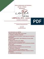 LAMPEA-Doc 2015 – numéro 32 / vendredi 6 novembre 2015