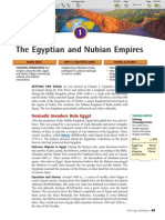 Ch 4 Sec 1 - The Egyptian and Nubian Empires.pdf