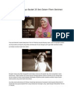 Gambar Terkini Ayu Budak 20 Sen Dalam Filem Seniman Bujang Lapok