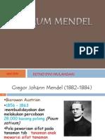 Mendel April 2014