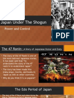 wchapter 13- japan under the shogun