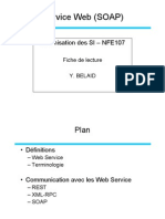 Service Web (SOAP).Ppt