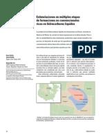 V25 -E2 Estimulaciones en Múltiples Etapas de Formaciones No Convencionales Ricas en Hidrocarburos Líquidos