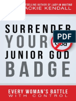 SurrenderYourJrGodBadge - FREE Preview