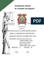 Investigacion Juridica - Exposicion