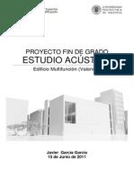 Proyecto Fin de Grado. Javier García García