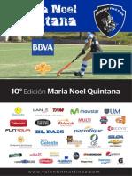 Hockey Maria Noel Quintana 2015