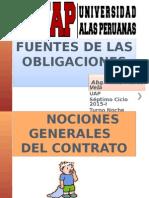 DISPOSITIVAS FUENTES DE LAS OBLIGACIONES CONTRATOS corregido.odp