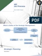 Manajemen Stratejik Sektor Pemerintah