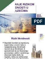 Danijela Marjanović - Upravljanje Rizikom Likvidnosti u Preduzećima