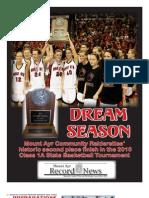 Girls Basketball Supplement