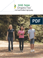 hae now organictee catalog