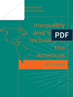 Inequality and Social Inclusion in the Americas