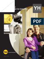 Yale YH Collection Brochure 099647