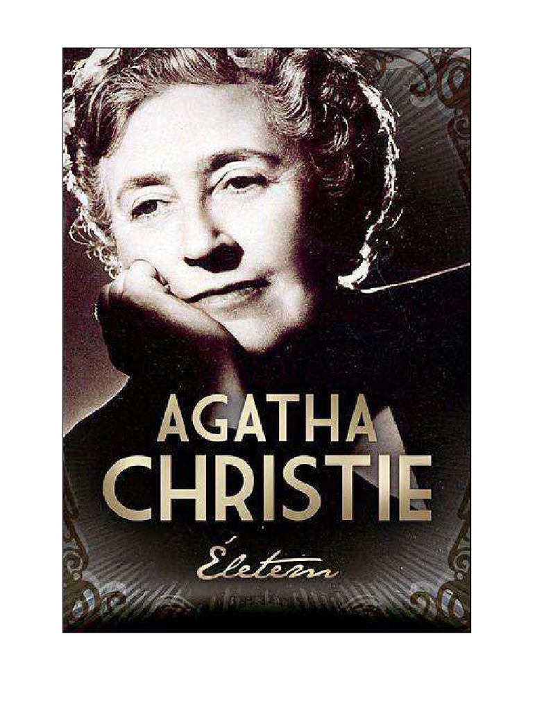 Christie Agatha Életem 5880153aec
