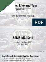 mci drill presentation