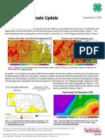 nebraska ag climate update - november