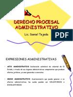 Derecho Procesal Administrativo[1]