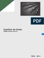 THK_husillo de Bola