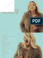 Digital Booklet - Delirium (Deluxe)