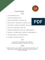 Programa Oficial Examen Nivel Shodan