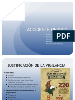 Accidente Ofidico Epidemio