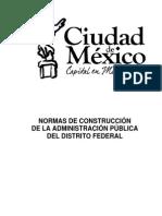 NORMAS DE CONSTRUCCIÓN LIBRO 2 TOMO I