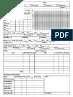 (Versão resumida) Ficha de registro para produção de cerveja artesanal
