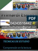 CLASS TecnicasDeLectura.ppt