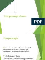 Clase Psicopatologia