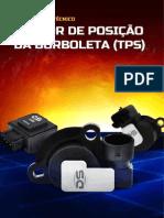 Sensor Posicionamento da Borboleta (TPS)
