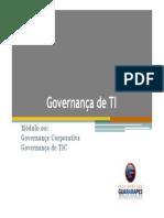 Governanca em TIC