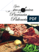 Guia Gastronomica de La Provincia de Palencia