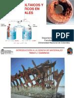 Procesos Voltaicos y Electroliticos-corrosión