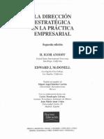 La Dirección Estratégica en La Práctica Empresarial 2.1 y 2.2