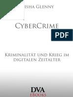 Misha Glenny - CyberCrime - Kriminalität Und Krieg Im Digitalen Zeitalter