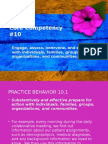 competency 10 powerpoint