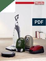 Miele Floor Care Brochure