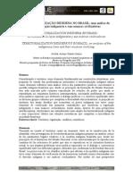 TRT Indígena No Brasil (Avelar)