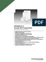 Datasheet SPC6000