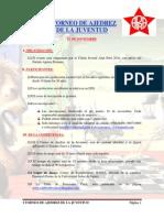Bases I Torneo de Ajedrez - Confraternidad - APRA.pdf