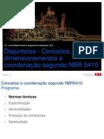 DOC Disjuntores Conceitos Dimensionamento NBR5410