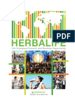 Herbalife 2014 PitchBook