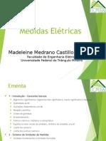 Medidas Elétricas - Aula 1