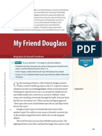 close reader my friend douglass