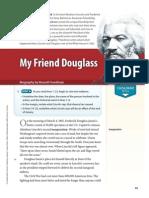 close reader my friend douglass
