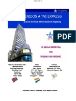Presentacion de Negocios TVI EXPRESS